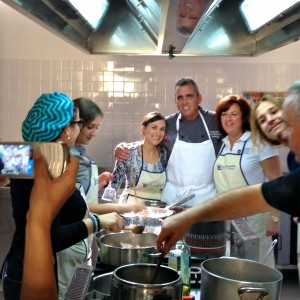 Tuscany cooking