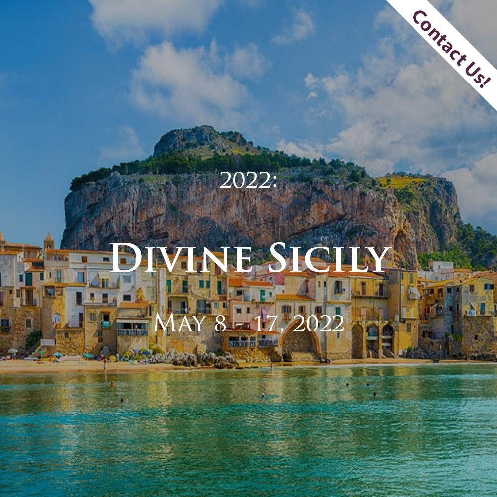 Sicily, the Divine Tours Way!